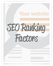 Understand the factors that affect SEO ranking.